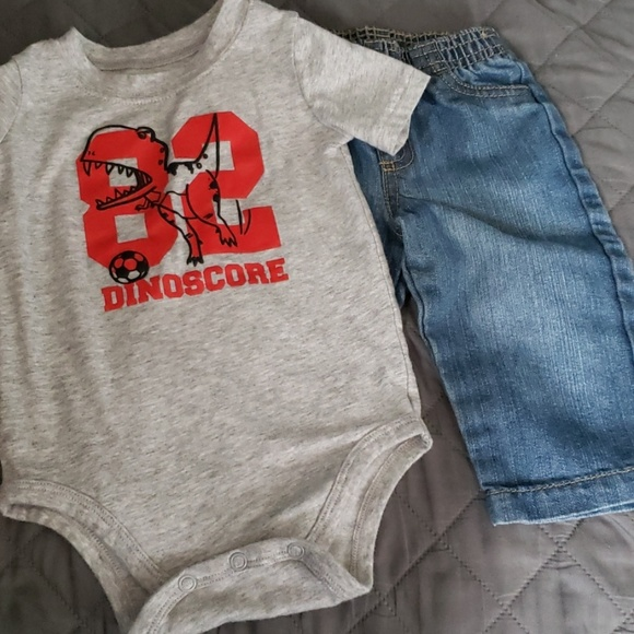 b3123f00ddd4 okie dokie Matching Sets | 2 Sets Of Clothes Carters And | Poshmark
